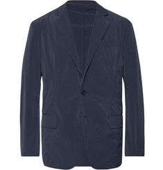 Incotex Navy Shell Blazer