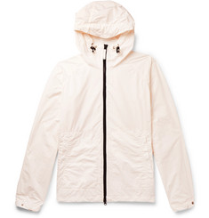 Aspesi - Garment-Dyed Shell Hooded Jacket