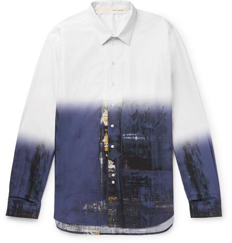 Printed Cotton Shirt by Isabel Benenato