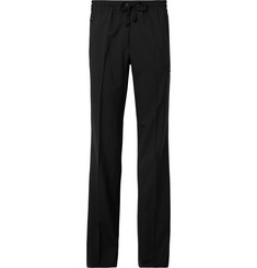 Undercover - Black Wool Drawstring Trousers