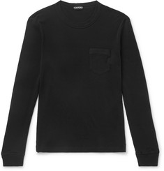 TOM FORD Slim-Fit Cashmere-Jersey T-Shirt