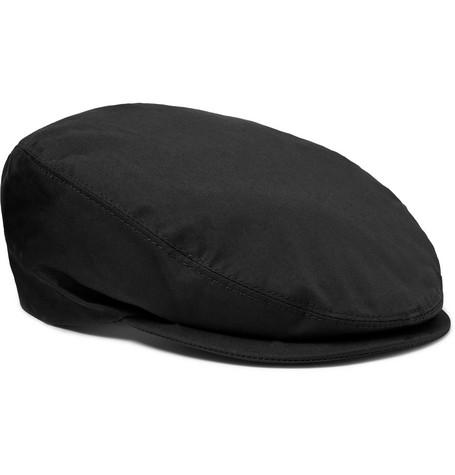 207b42c6a1136 Dolce   Gabbana - Stretch-Cotton Flat Cap