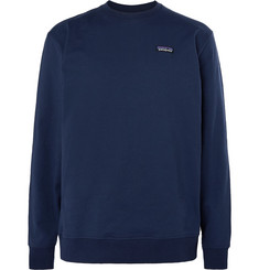 Patagonia - Recycled Fleece-Back Cotton-Jersey Sweatshirt