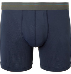 Patagonia Sender Recycled Stretch-Mesh Boxer Briefs