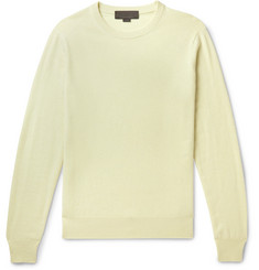 Stella McCartney - Cashmere and Wool-Blend Sweater