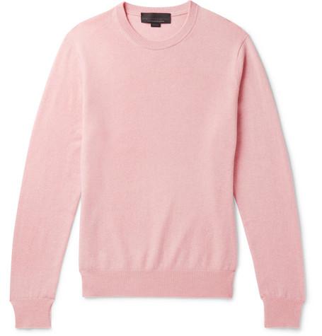 STELLA MCCARTNEY | Stella McCartney - Cashmere Sweater - Pink | Goxip