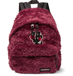 Undercover + Eastpak Padded Pak'r Faux Fur Backpack