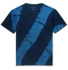 78c4f4863fe Blue Blue Japan Tie-Dyed Cotton-Jersey T-Shirt