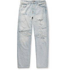 AMIRI Distressed Denim Jeans
