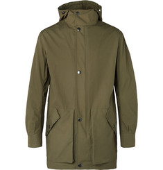 Private White V.C. Cotton-Ventile Hooded Parka