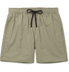 Saturdays NYC Cotton Drawstring Shorts