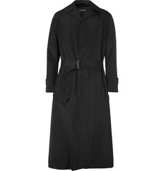 Neil Barrett Tech-Shell Trench Coat