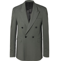 CMMN SWDN - Sage Ellis Double-Breasted Wool-Twill Suit Jacket