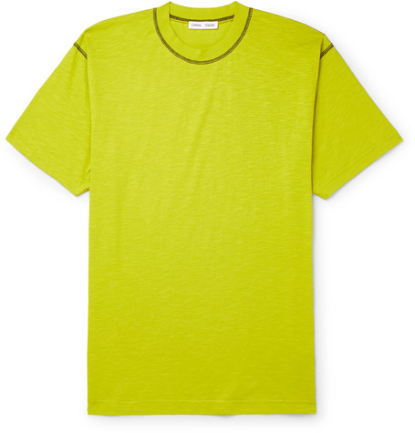 Ridley Cotton Jersey T Shirt by Cmmn Swdn