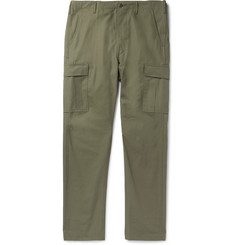 OrSlow Slim-Fit Cotton-Ripstop Cargo Trousers