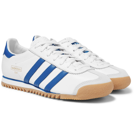 Almighty Set out likely  Adidas Originals Rom City Series Suede In White | ModeSens