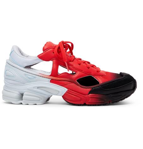 Raf Simons Sneakers + ADIDAS ORIGINALS REPLICANT OZWEEGO SNEAKERS