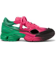 best website 4ea83 9a100 Raf Simons + adidas Originals Replicant Ozweego Sneakers