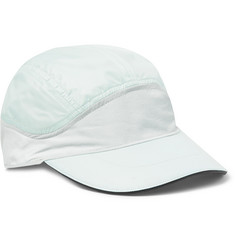 Nike Running Aerobill Ripstop and Fleece Panelled Baseball Cap