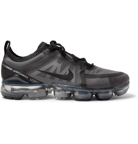 Air Vapor Max 2019 Ripstop Running Sneakers by Nike Running