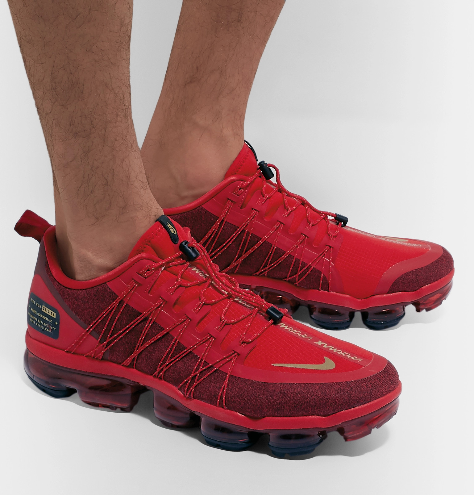 f6ce98e80a0 Nike Running - Air Vapormax Run Utility CNY Water-Repellent Sneakers nike  vapormax utility cny