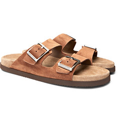 Brunello Cucinelli - Suede Sandals