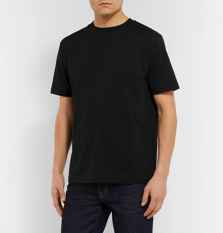 THE ROW Cottons Ed Cotton-Jersey T-Shirt