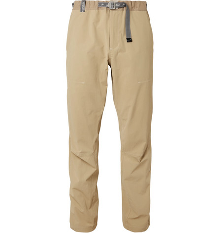 And Wander Nylon-Blend Shell Trousers