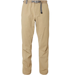 And Wander - Nylon-Blend Shell Trousers