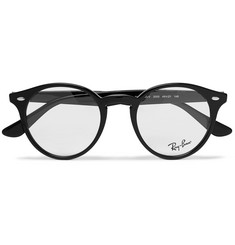 Ray-Ban - Round-Frame Acetate Optical Glasses