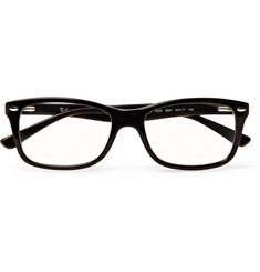 Ray-Ban - Square-Frame Acetate Optical Glasses