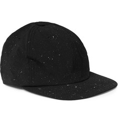 Satisfy Dynamic Paint-Splattered Tech-Canvas Baseball Cap