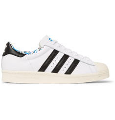 adidas Consortium + Have A Good Time Superstar Leather Sneakers