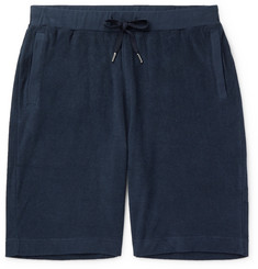Sunspel Cotton-Terry Shorts