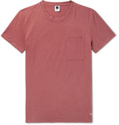 NN07 - Barry Linen and Cotton-Blend T-Shirt