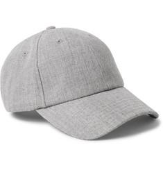 NN07 - Mélange Twill Baseball Cap 4b8cf60a277