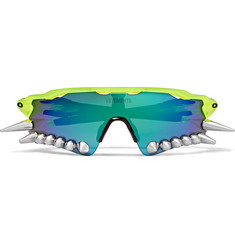 Vetements - + Oakley Spikes 400 D–Frame Acetate and Rubber Sunglasses