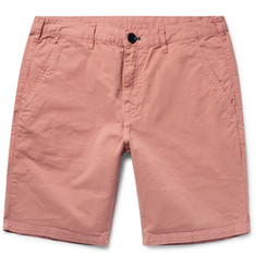 PS by Paul Smith Stretch Pima Cotton-Twill Chino Shorts