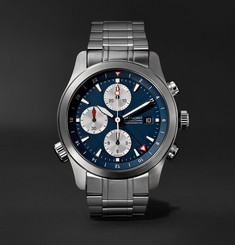 Bremont - ALT1-ZT Limited Edition Automatic Chronograph 43mm Stainless Steel Watch