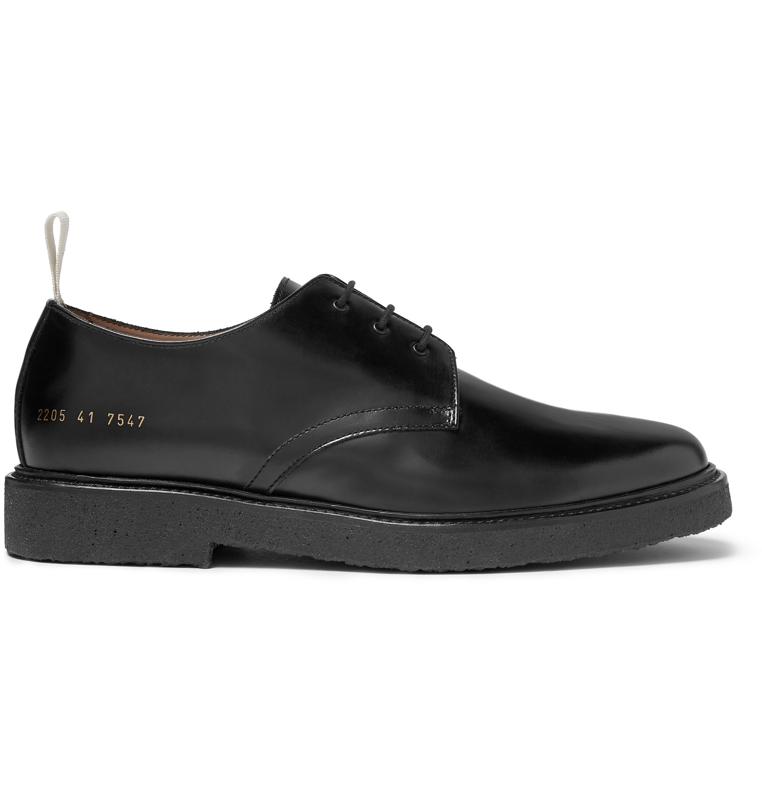 da46418e1428 Common Projects - Cadet Leather Derby Shoes