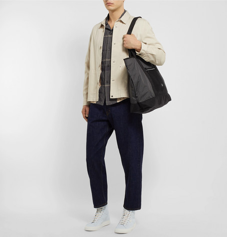 Tournament Nubuck High Top Sneakers by Common Projects