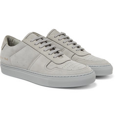 Common Projects - BBall Suede Sneakers