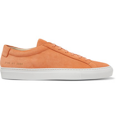78f85b64e5cb Common Projects Original Achilles Suede Sneakers