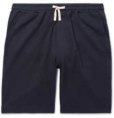 Oliver Spencer Weston Stretch Cotton-Blend Drawstring Shorts