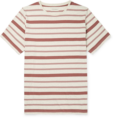 Oliver Spencer  CONDUIT STRIPED COTTON