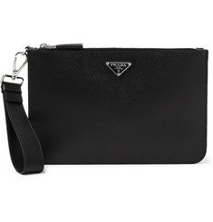 Prada - Saffiano Leather Pouch