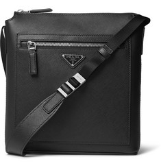 Prada - Saffiano Leather Messenger Bag