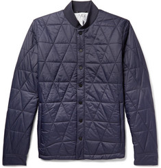 Aztech Mountain - Corkscrew Quilted Shell Shirt Jacket