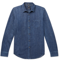 Hugo Boss Ronnie Slim-Fit Denim Shirt