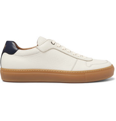 Hugo Boss Mirage Full-Grain Leather Sneakers